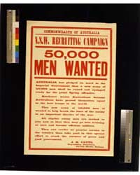 50,000 Men Wanted, Photograph 3G12158V by Library of Congress