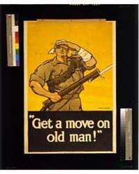 Get a Move on Old Man ; Harry J Weston, ... by Weston, Harry J.