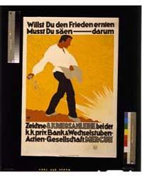 Willst Du Den Frieden Ernten, Musst Du S... by Franke, Ernst Ludwig