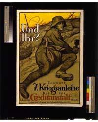 Und Ihr Zeichnet 7 Kriegsanleihe ; Ar 17... by Roller, Alfred