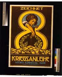 Zeichnet 8 Kriegsanleihe ; Alf Offner, P... by Offner, Alfred