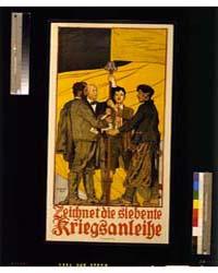 Zeichnet Die Siebente Kriegsanleihe ; M ... by Lenz, Maximilian