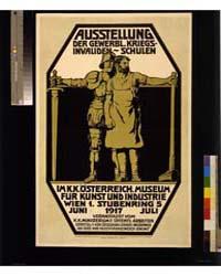Ausstellung Der Gewerbl Kriegsinvaliden ... by Wodnansky, Wilhelm