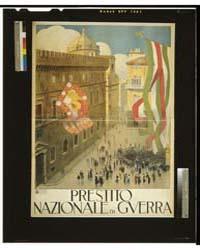 Prestito Nazionale Di Guerra, Photograph... by Library of Congress
