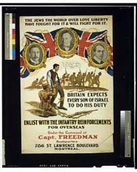 The Jews the World Over Love Liberty, Ha... by Library of Congress