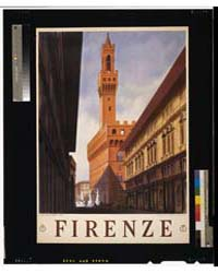 Firenze, Photograph 3G12497V by Library of Congress