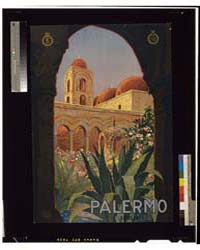 Palermo (Sicilia), Photograph 3G12498V by Library of Congress