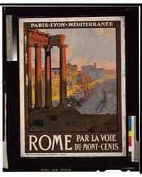 Rome Par La Voie Du Mont-cenis ; Geo Dor... by Dorival, Géo