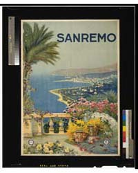 Sanremo ; Alicandri Roma, Photograph 3G1... by Library of Congress
