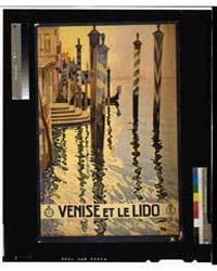 Venise Et Le Lido ; Vittorio Grassi, Pho... by Grassi, Vittorio
