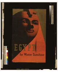 Egypt for Winter Sunshine, Photograph 3G... by Library of Congress