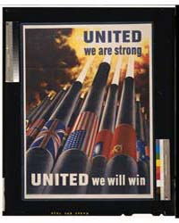 United We Are Strong, United We Can Win,... by Koerner, Henry