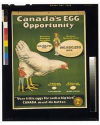 Canada's Egg Opportunity, Photograph 3G1... by Library of Congress