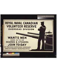 Royal Naval Canadian Volunteer Reserve O... by Library of Congress