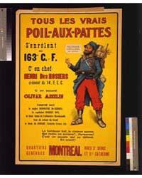 Tous Les Vrais Poil-aux-pattes S'Enrôlen... by Library of Congress