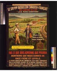 Le 178Ieme Bataillon Canadien-français D... by Library of Congress
