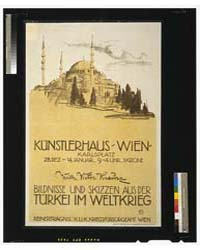 Bildnisse Und Skizzen Aus Der Türkei Im ... by Krausz, Wilhelm Victor