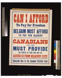 Can I Afford to Pay for Freedom Belgium ... by Library of Congress