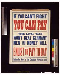 If You Can'T Fight You Can Pay Your Loya... by Library of Congress