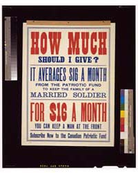 How Much Should I Give, for $16 a Month ... by Library of Congress