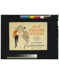 Our English Cousins by Richard Harding D... by Penfield, Edward