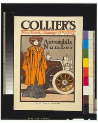 Colliers Automobile Number ; Edward Penf... by Penfield, Edward