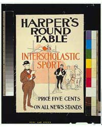 Harper's Round Table, Interscholastic Sp... by Penfield, Edward