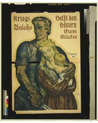 Kriegsanleihe, Helft Den Hütern Eures Gl... by Georgi, Walter