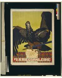 Zeichnet 4 Kriegsanleihe ; Hl, Photograp... by Lefler, Heinrich