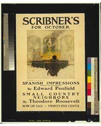 Scribner's for October, Photograph 3G132... by Penfield, Edward