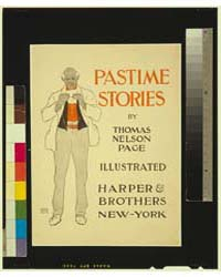 Pastime Stories by Thomas Nelson Page ; ... by Penfield, Edward