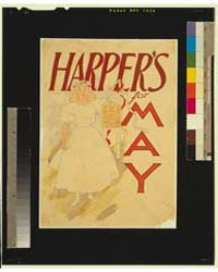 Harper's for May, Photograph 3G13253V by Penfield, Edward