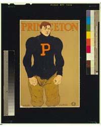 Princeton, Photograph 3G13255V by Penfield, Edward