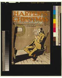 Harper's Christmas ; Edward Penfield, Ph... by Penfield, Edward