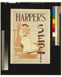 Harper's Sept ; Edward Penfield, Photogr... by Penfield, Edward