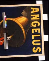 Angelus, Liqueur Des Salésiens De Dom Bo... by Cappiello, Leonetto