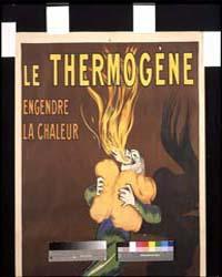 Le Thermogène : Engendre La Chaleur Et G... by Cappiello, Leonetto