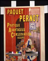 Paquet Pernot, Biscuits Pernot : Pratiqu... by Cappiello, Leonetto