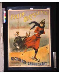 Patin-bicyclette ; Richard-choubersky ; ... by Paleologue, Jean De