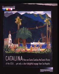Catalina : Now See Santa Catalina, the S... by Shepard, Otis