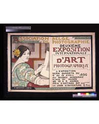 Deuxième Éxposition International D'Art ... by Donnay, Auguste