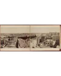 Panorama De Constantinople, Pris De La T... by Library of Congress