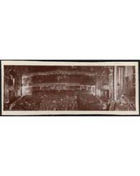 Panorama of Iriquois Sic Theater After t... by Library of Congress