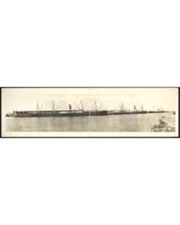 S.S. Missourian, First Steamship Enterin... by Library of Congress
