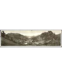 View at El Portal, Yosemite Valley Railr... by Library of Congress