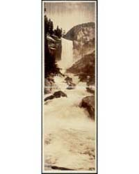 Vernal Falls, Photograph Number 6A02232R by Library of Congress