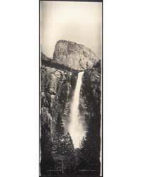 Bridal Veil Falls, Yosemite Valley, Phot... by Library of Congress