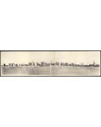 Chicago Sky Line, Photograph Number 6A04... by Library of Congress