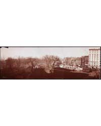 Panoramic View from Colonial Theatre of ... by Library of Congress