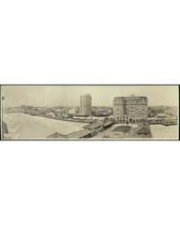 Atlantic City, N.J. Skyline from Garden ... by Library of Congress